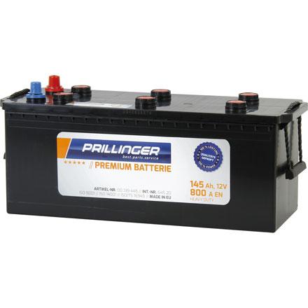 Akcija akumulator 145Ah/12V do 20%