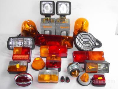 Akcija traktorskih ter tovornih svetil do 10%